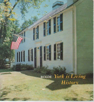 York is Living History: Rolde, Neil