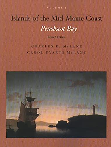 9780884481843: Islands of the Mid-Maine Coast: Penobscot Bay