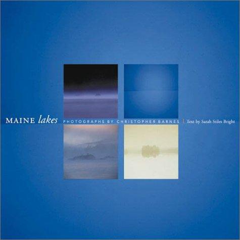Maine Lakes: Barnes, Christopher