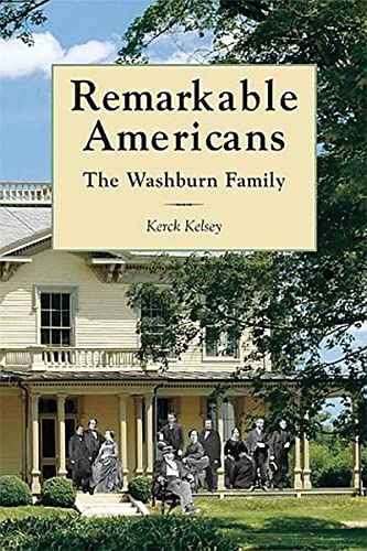9780884482994: Remarkable Americans: The Washburn Family