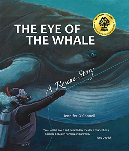 9780884483359: The Eye of the Whale (Tilbury House Nature Book)