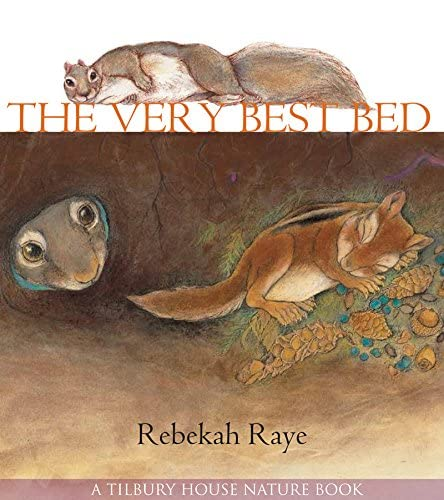 9780884484103: The Very Best Bed (Tilbury House Nature Book)