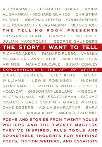 9780884484158: The Story I Want To Tell: Explorations in the Art of Writing