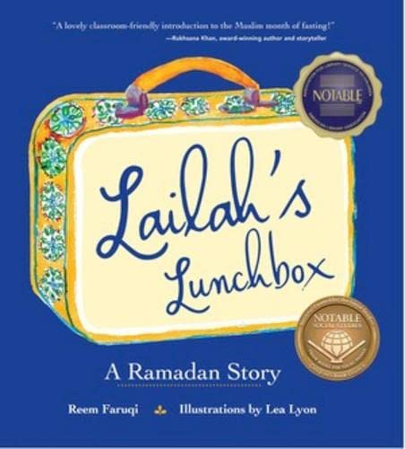 9780884484318: Lailah`s Lunchbox - A Ramadan Story
