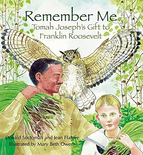 9780884484608: Remember Me: Tomah Joseph's Gift to Franklin Roosevelt