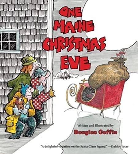 9780884484691: One Maine Christmas Eve