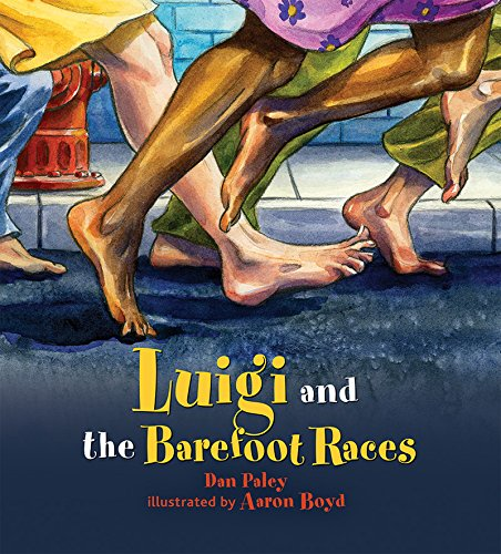 9780884484844: Luigi and the Barefoot Races