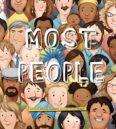Most People: Are Good People