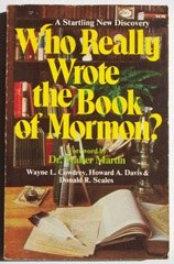 9780884490685: Who really wrote the book of Mormon?