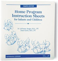 9780884502241: Home Program Instruction Sheets for Infants and Young Children