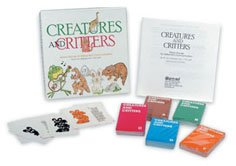 9780884502524: Creatures and Critters: Barrier Games for Referential Communication