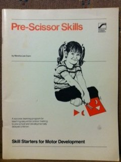 9780884507017: Pre-Scissor Skills
