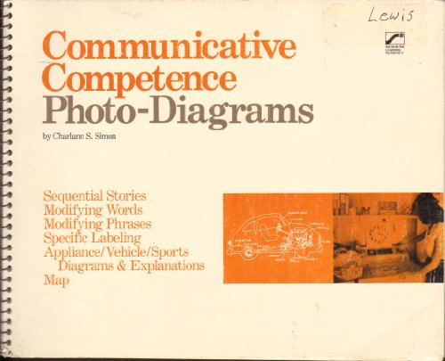 9780884507215: Communicative Competence Photo-diagrams