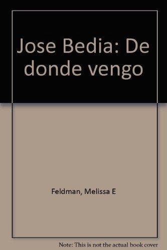 9780884540748: Jose Bedia: De donde vengo