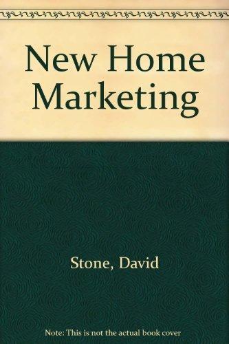 9780884621140: New Home Marketing