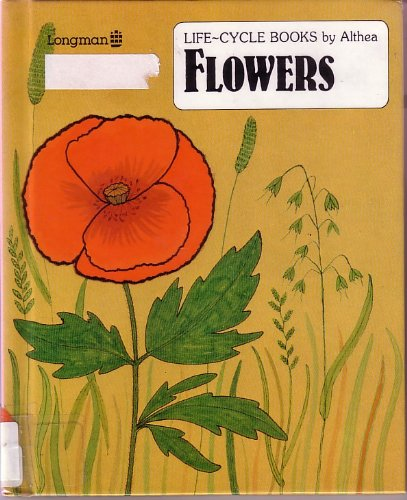 9780884621843: Flowers (Life Cycle Books)