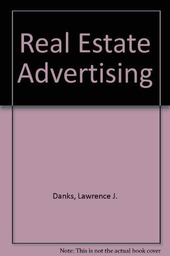 9780884624202: Real Estate Advertising