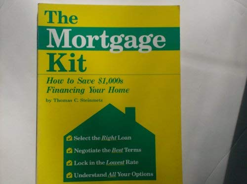 9780884626589: Mortgage Kit