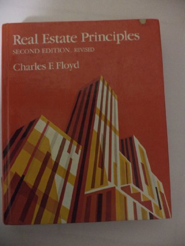 9780884626725: Real Estate Principles (Second Edition, Revised)