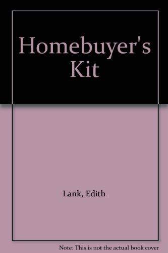 9780884628255: Homebuyer's Kit