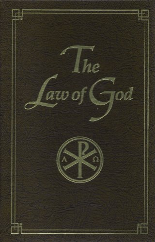 9780884650447: The Law of God: For Study at Home and School