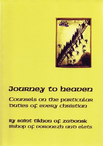 9780884650461: Journey to Heaven: Counsels on the Particular Duties of Every Christian