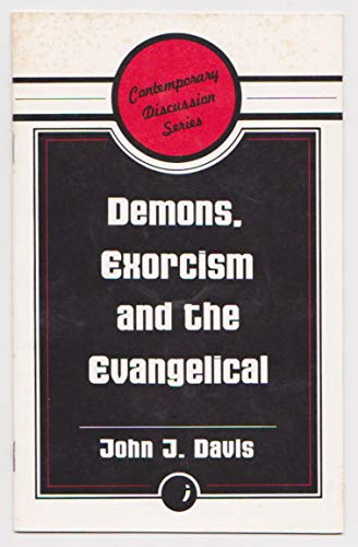 9780884690436: Demons, Exorcism and the Evangelical (Contemporary Discussion)
