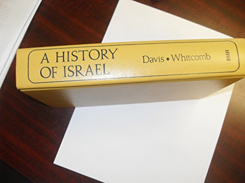 9780884690610: History of Israel