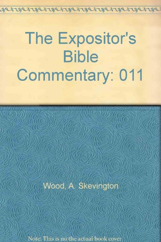 9780884691976: The Expositor's Bible Commentary: 011