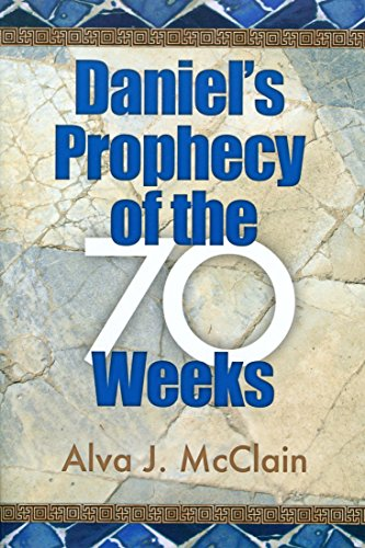 9780884692119: Daniels Prophecy of the 70 Weeks