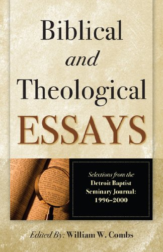 9780884692638: Biblical and Theological Essays