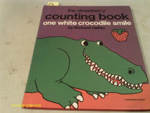 9780884700043: One white crocodile smile;: A number book