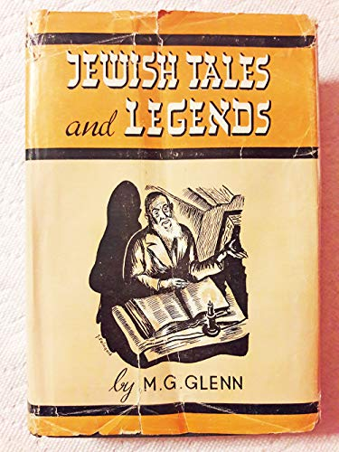 Jewish Tales and Legends: Menahem Glenn