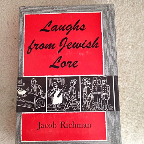 9780884828853: Laughs from Jewish Lore