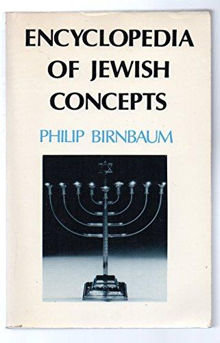 9780884829300: Encyclopedia of Jewish Concepts