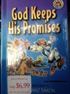 God Keeps His Promises (Hear Me Read Bible Stories): Simon, Mary Manz