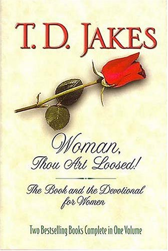 9780884862369: Woman, Thou Art Loosed! The Book and Devotional for Women