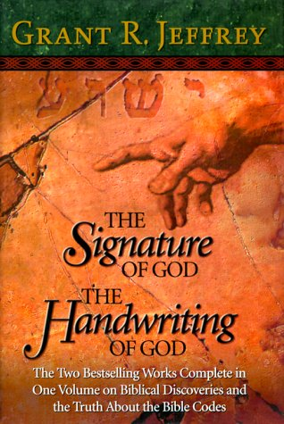 9780884862550: The Signature of God, The Handwriting of God