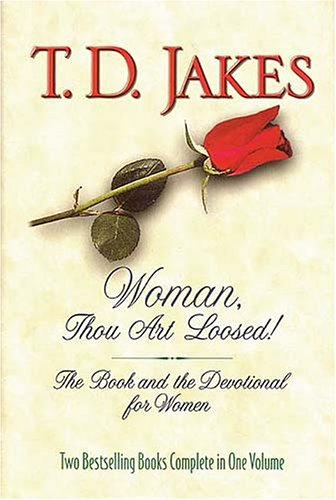 9780884863557: Woman, Thou Art Loosed!: The Book and the Devotional for Women