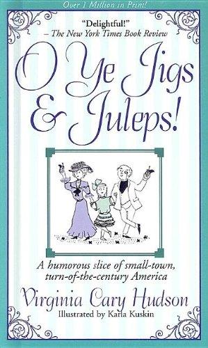 9780884863816: O Ye Jigs and Juleps!