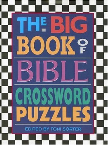 9780884863861: The Big Book of Bible Crossword Puzzles