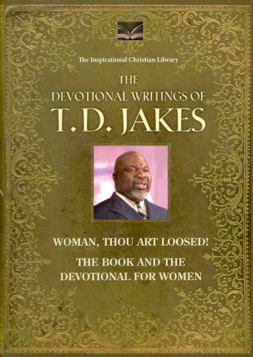 9780884864202: The Devotional Writings of T D  Jakes (Inspirational