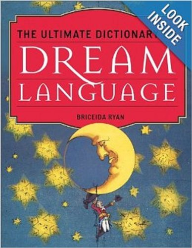 9780884865292: The Ultimate Dictionary of Dream Language