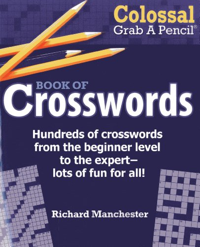 9780884865513: Colossal Grab A Pencil® Book of Crosswords