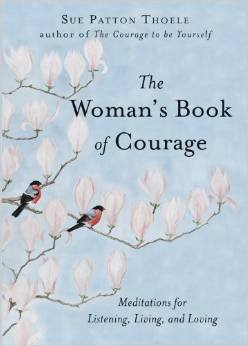 9780884865551: Woman's Book of Courage: Meditations for Empowerment & Peace of Mind