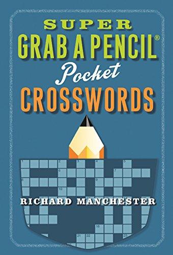 9780884865995: Super Grab A Pencil Pocket Crosswords