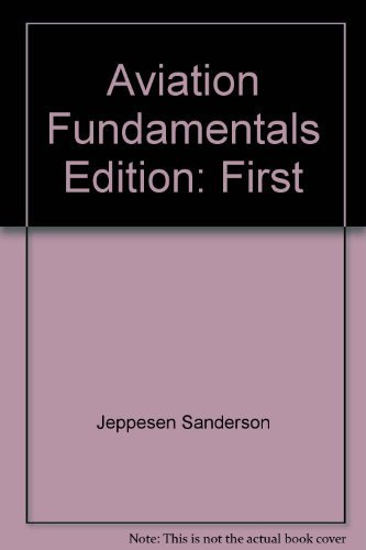 9780884870371: Aviation Fundamentals