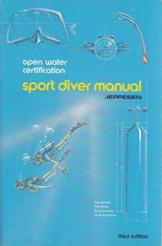 9780884870517: Sport Diver Manual (2 Volumes)