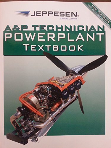 9780884870579: A&P Technician Powerplant Textbook