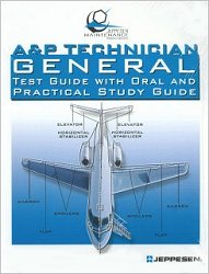 9780884870586: A&P General Test Guide with Oral & Practical Study Guide